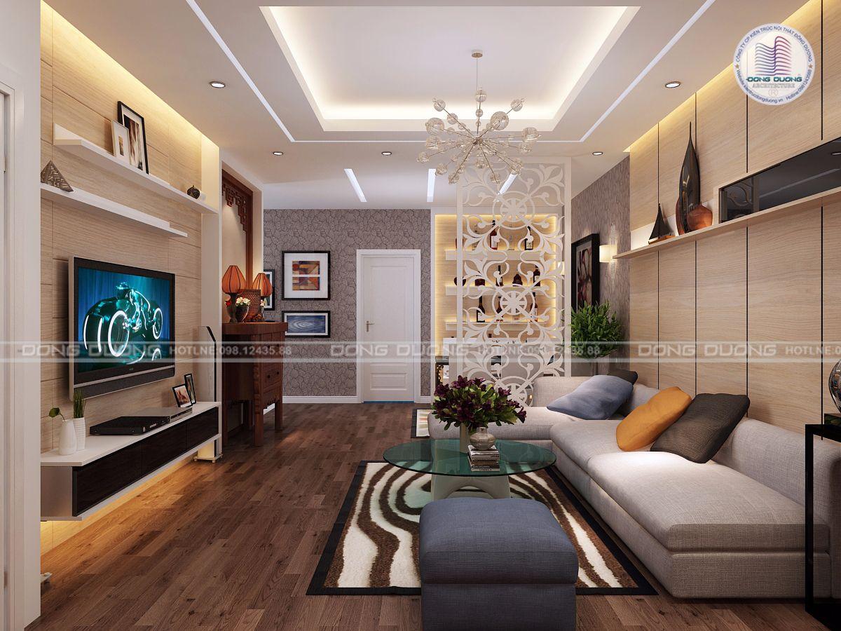 Thiết kế nội thất chung cư cao cấp diện tích 164m2 - NT1701