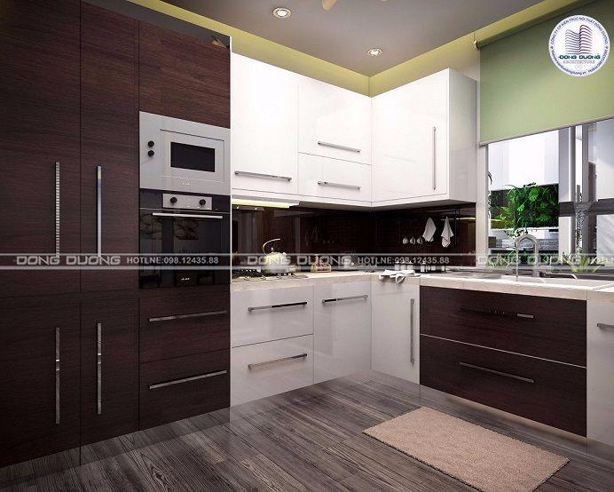 Thiết kế nội thất chung cư cao cấp - NT1712